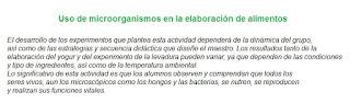 Respuestas Apoyo Primaria Ciencias Naturales 4to Grado Bloque II Tema 2 Otros seres vivos: los hongos y las bacterias