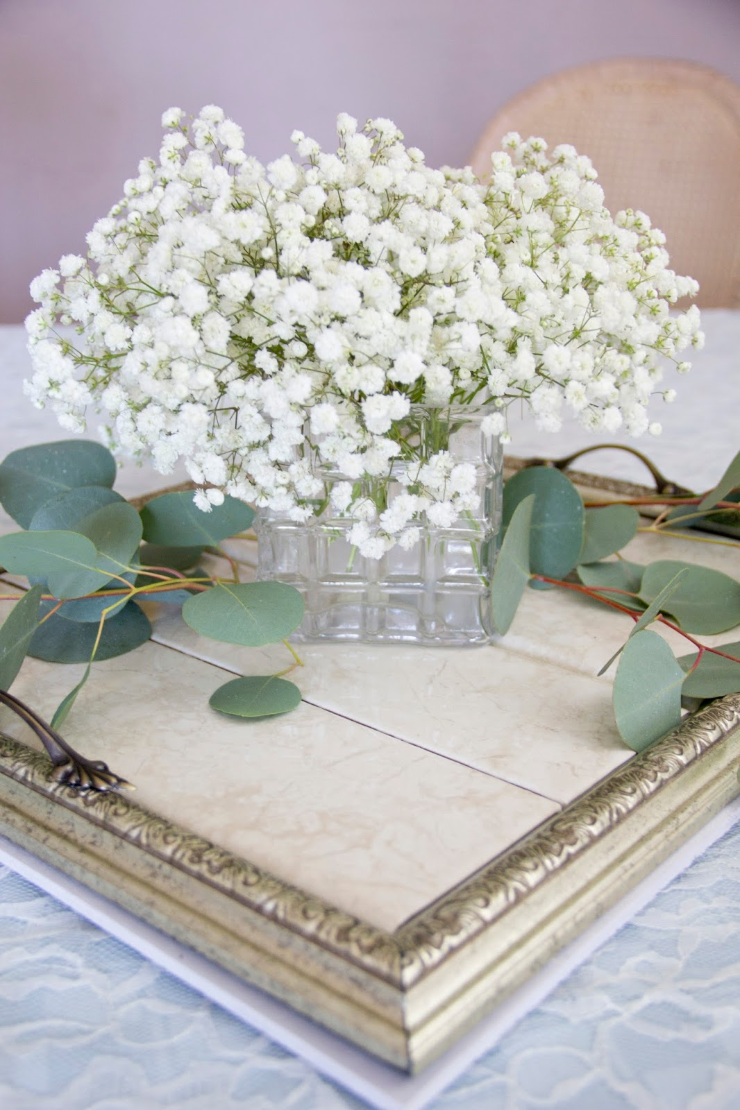 Lipstick & Chiffon : Wedding News: DIY Centerpieces