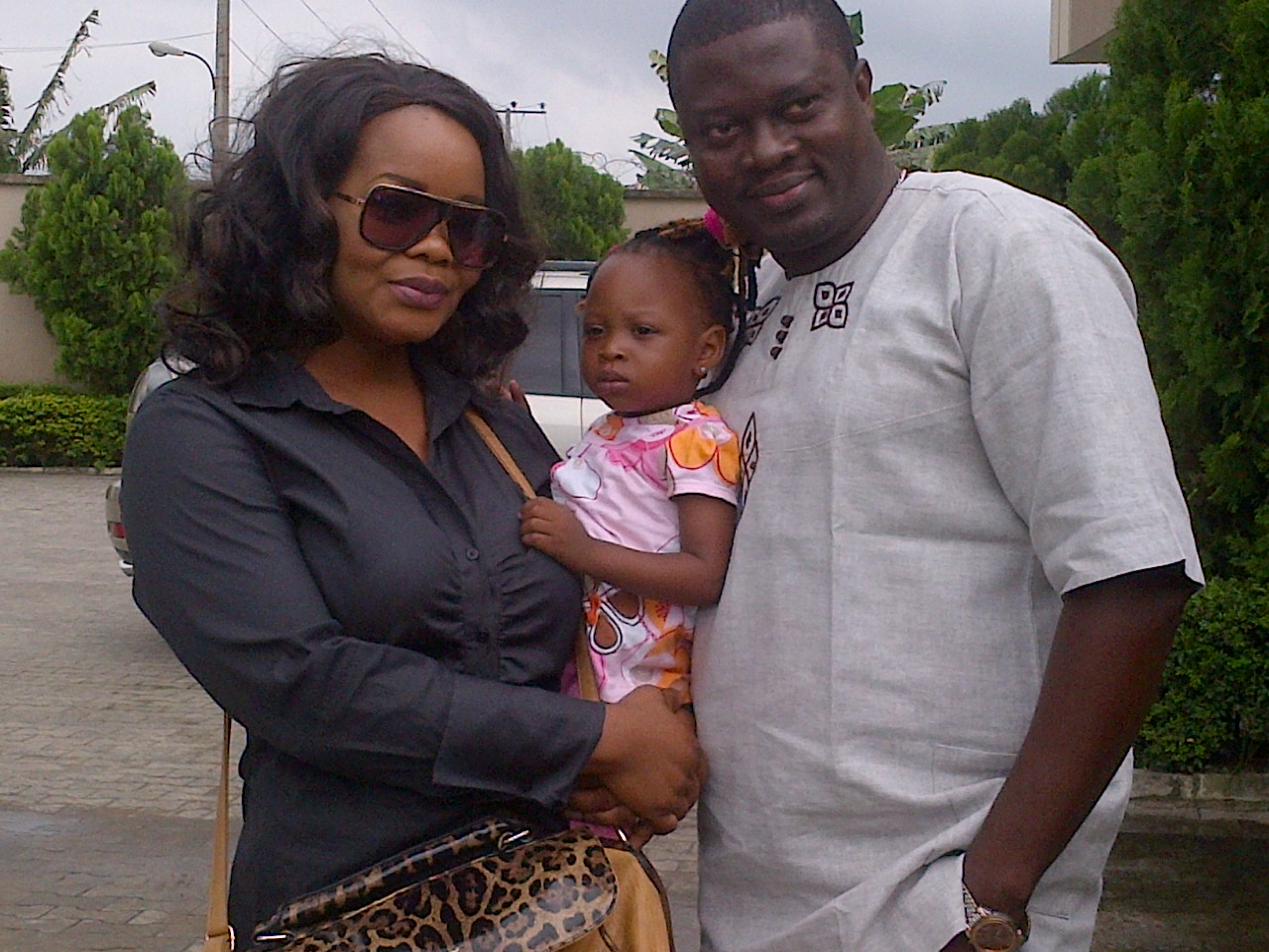 Location Pics From Yoruba Movie Eja Nla