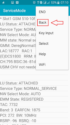 2 Cara tetapkan Sinyal 4G LTE di Samsung J3 dengan Kode Khusus - MASFAJA