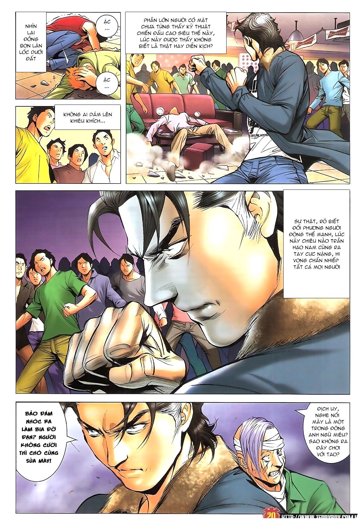 Người Trong Giang Hồ - Chapter 1598: Nam Ca hiển thần thông - Pic 16
