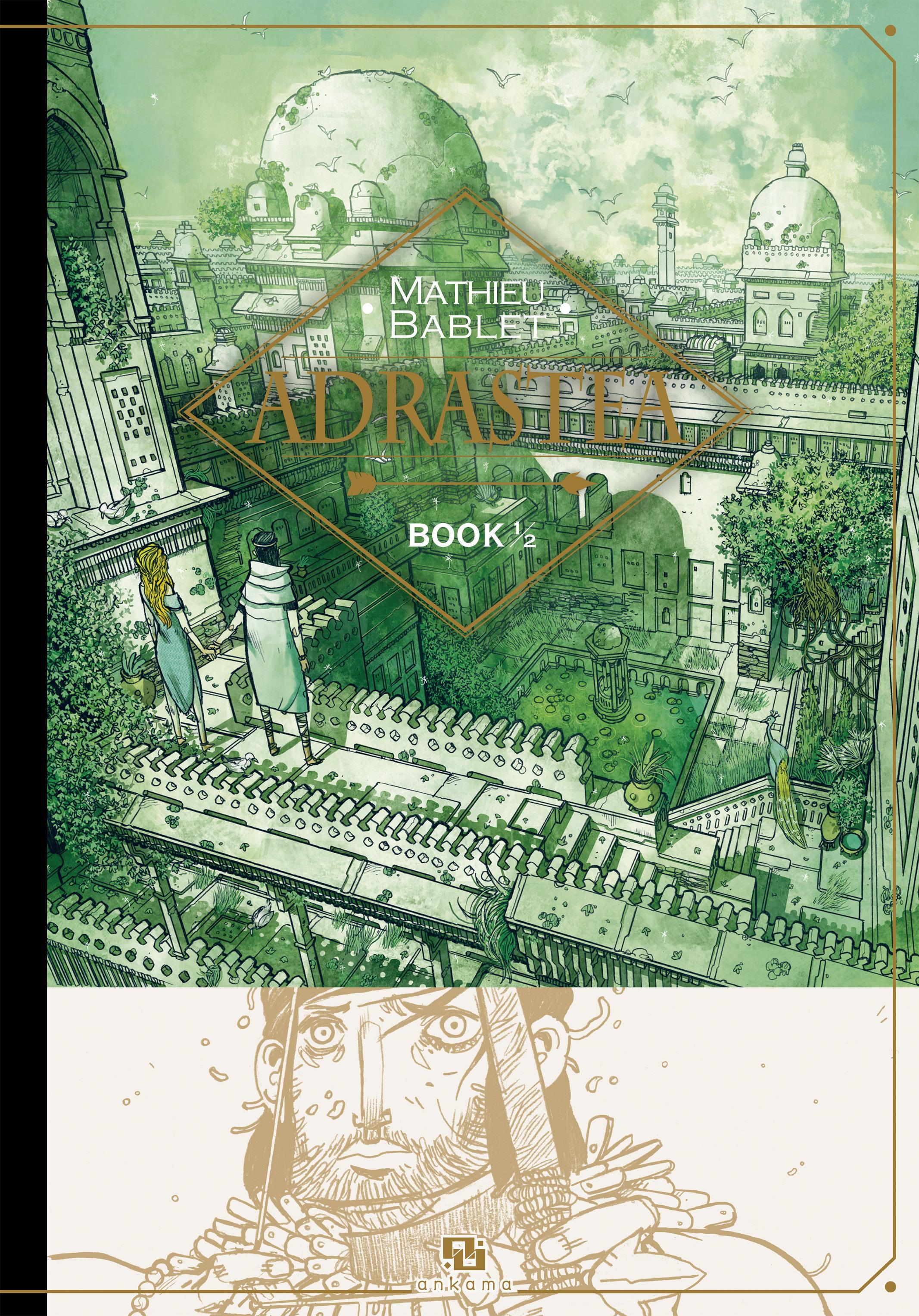 Read online Adrastée comic -  Issue #1 - 1