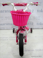 Sepeda Anak Element Sakura 12 Inci