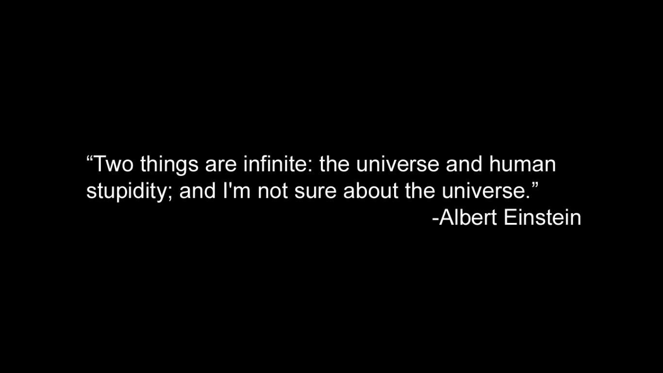 Albert Einstein quote albert einstein quote