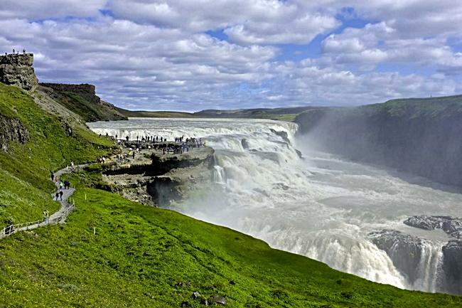 Gullfoss Waterfall Best Destinations Abroad