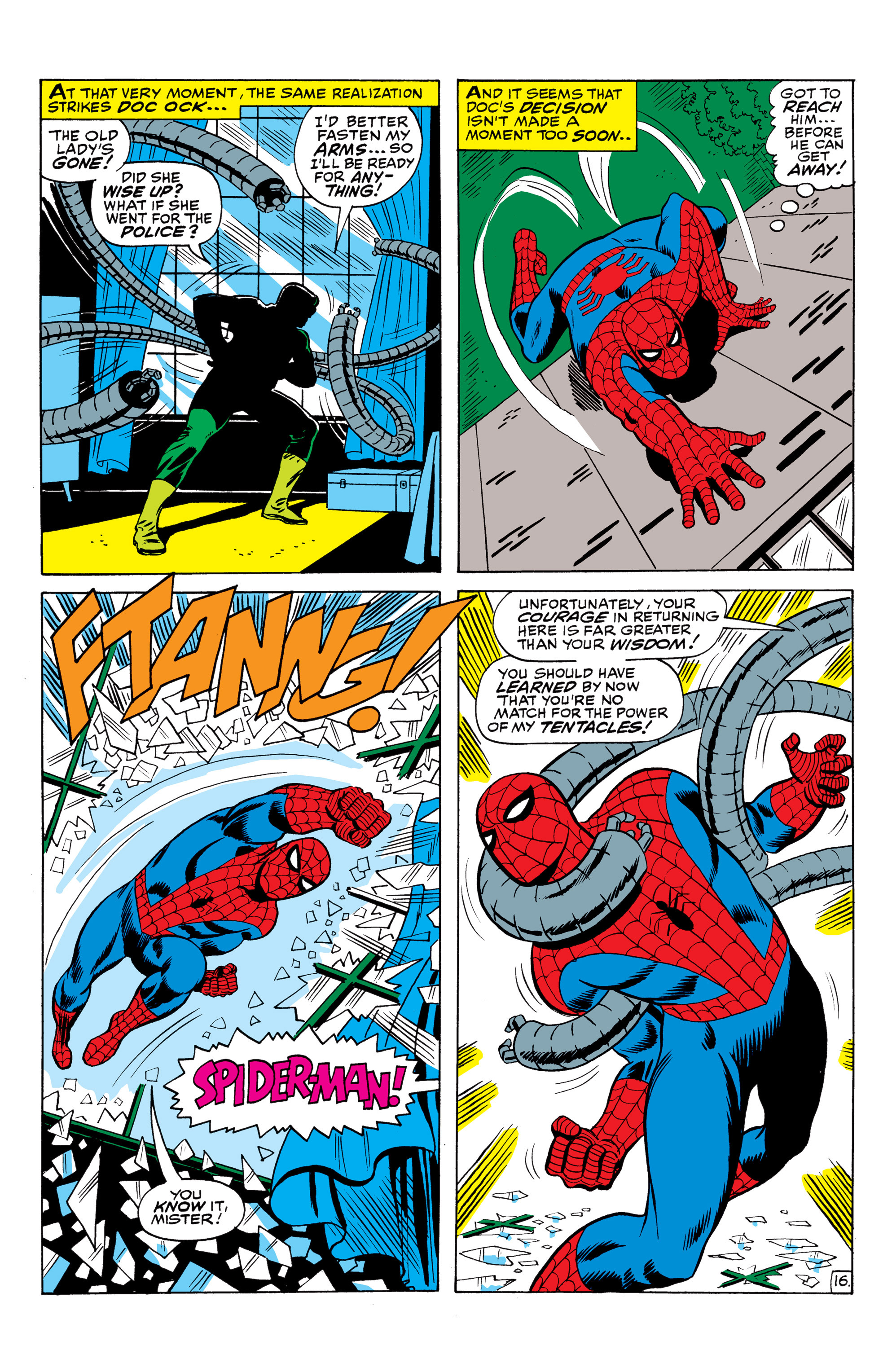 The Amazing Spider-Man (1963) 54 Page 16