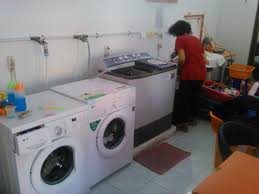 bisnis laundry modal kecil