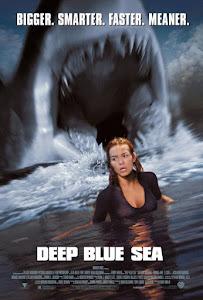 Deep Blue Sea Poster