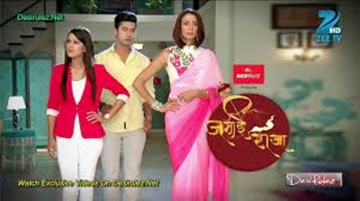 Jamai Raja Episode 165 Full On Zee Tv 13-03-2015 | Online Live Drama