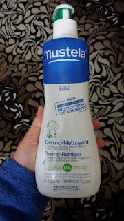 Mustela Dermo Cleansing Şampuan