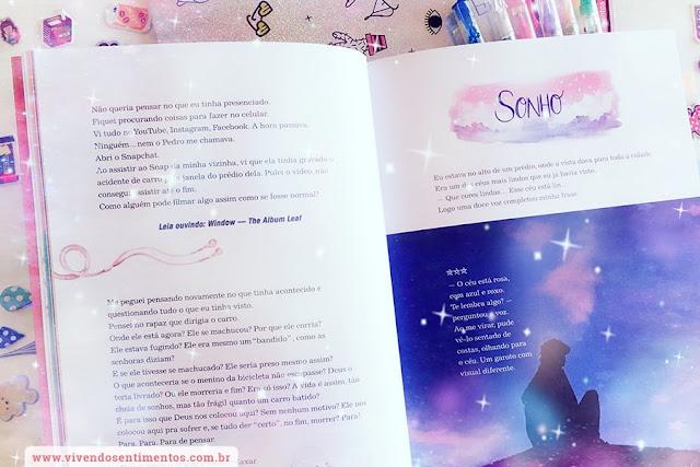 Livro: O Garoto do Sonho
