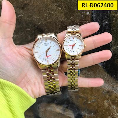 đồng hồ cặp đôi Rolex Đ062400
