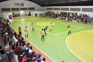 AFC e Juremas fizeram a final do 6° Campeonato Municipal de Futsal Masculino de Cubati