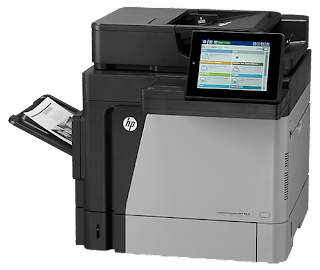 HP LaserJet M630h Printer Driver Download