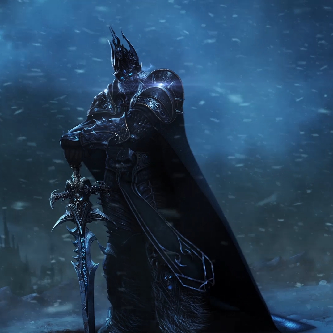 Arthas Wrath Of The Lich King Wallpaper Engine