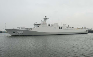 KRI Frans Kaisiepo (368) - Korvet Kelas SIGMA TNI Angkatan Laut
