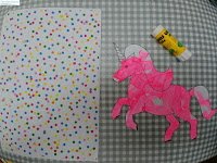 dessin de licorne à imprimer coloriage licorne licorne à la peinture