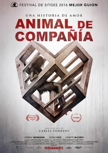 Animal de compañia (Pet) (2016) [BRrip 1080p] [Latino] [Thriller]