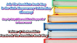 The Readdicts Book Blog's Sixth Blogoversary Celebration Giveaway!