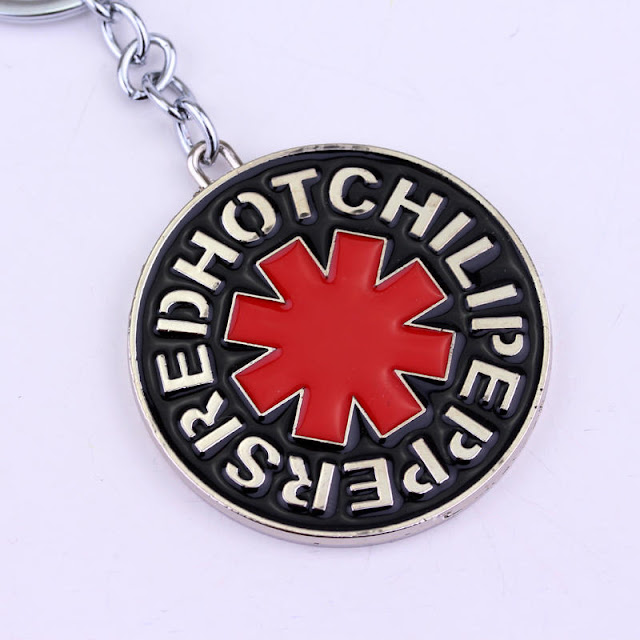 Breloc Red Hot Chili Peppers  Rock