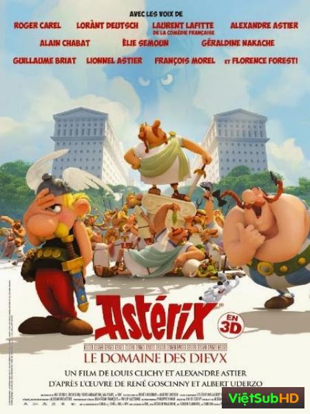 Asterix: Vùng Đất Thần Thánh