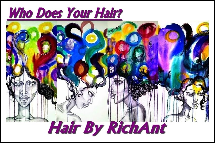 Who does your hair?