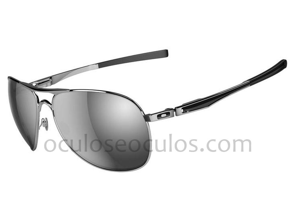 b91d7c298ac9f Eu uso Óculos  Aviador Masculino - Oakley PLAINTIFF