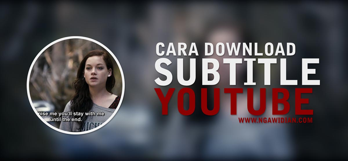 how to download youtube with subtitles