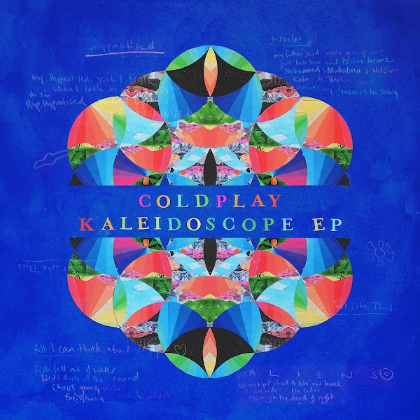 Coldplay - Kaleidoscope EP Cover