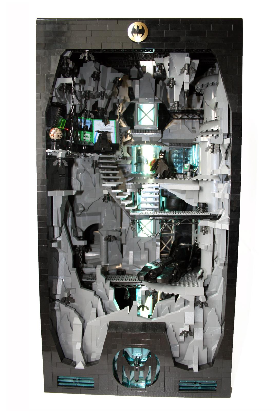 Really Cool Pics: Lego Batman Batcave