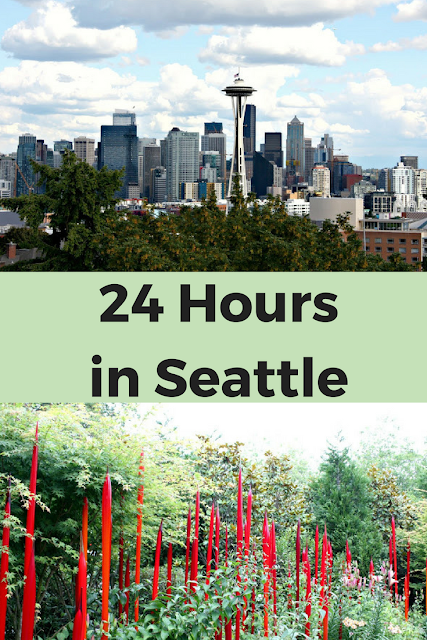 24 Hours in Seattle for Families