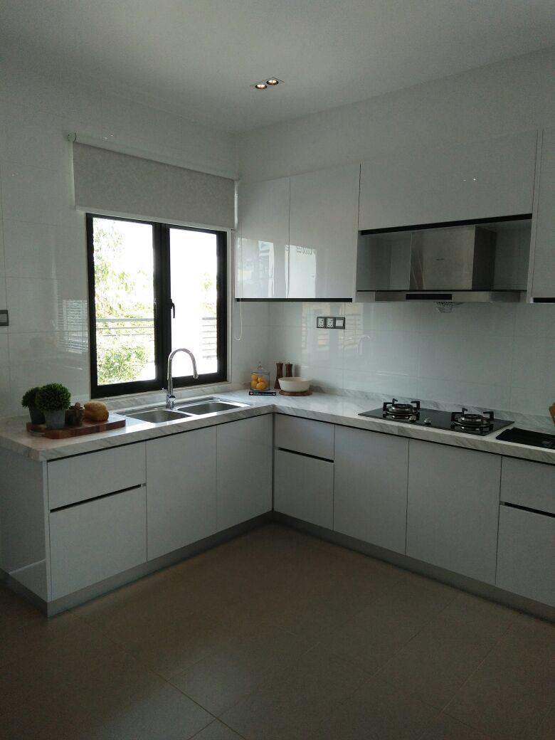 Gambar Ekslusif Dalaman Avanti Semi D Haziq Irfan Blog Hartanah Desain Rumah Dan Konsep Dapur Outdoor
