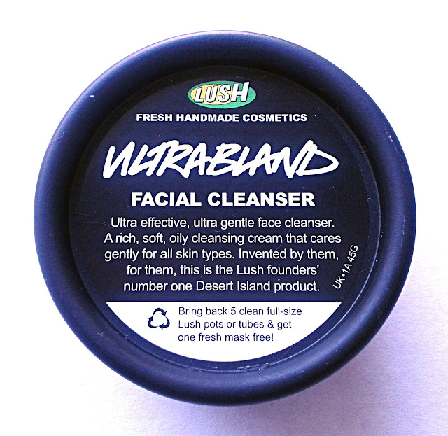 Lush Ultrabland Facial Cleanser