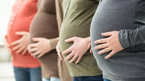 keputihan ketika hamil