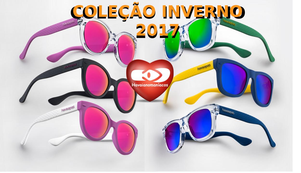 716821dad Havaianas lança coleção Eyewear Inverno 2017