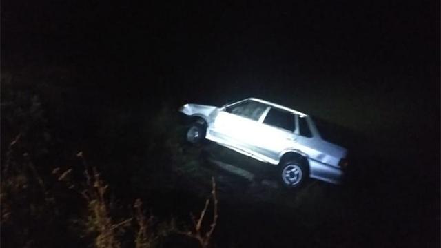 В Башкирии машина вылетела в реку, погиб водитель