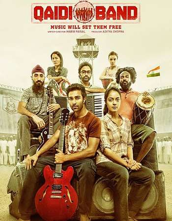 Qaidi Band 2017 Full Hindi Movie DVDRip Free Download