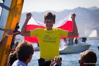 VELA - Mundial RS:X 2016 (Eilat, Israel). Piotrz Myszka fue el mejor en categoría masculina. Iván Pastor 13º
