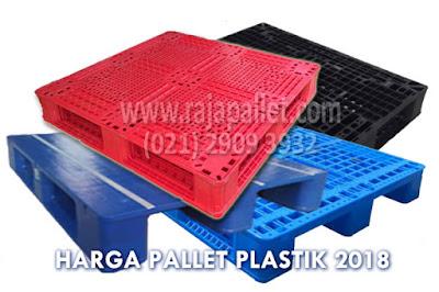 Harga Pallet Plastik Terbaru 2018