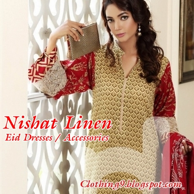 121a95fb35 Nishat linen is very prominent these days as Nisha lawn or NL lawn 2015. NL  defines Pakistani culture and lifestyle with authentic appeal and modern  fuse ...