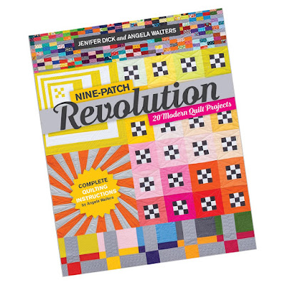 Nine Patch Revolution book by Jenifer Dick and Angela Walters