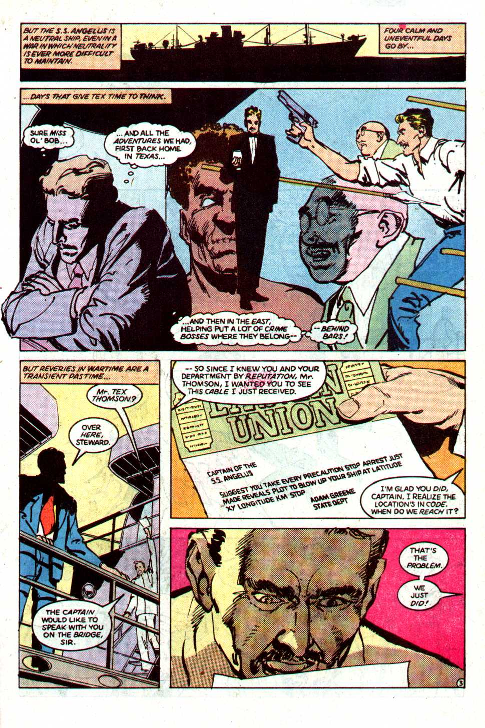 Read online Secret Origins (1986) comic -  Issue #29 - 27