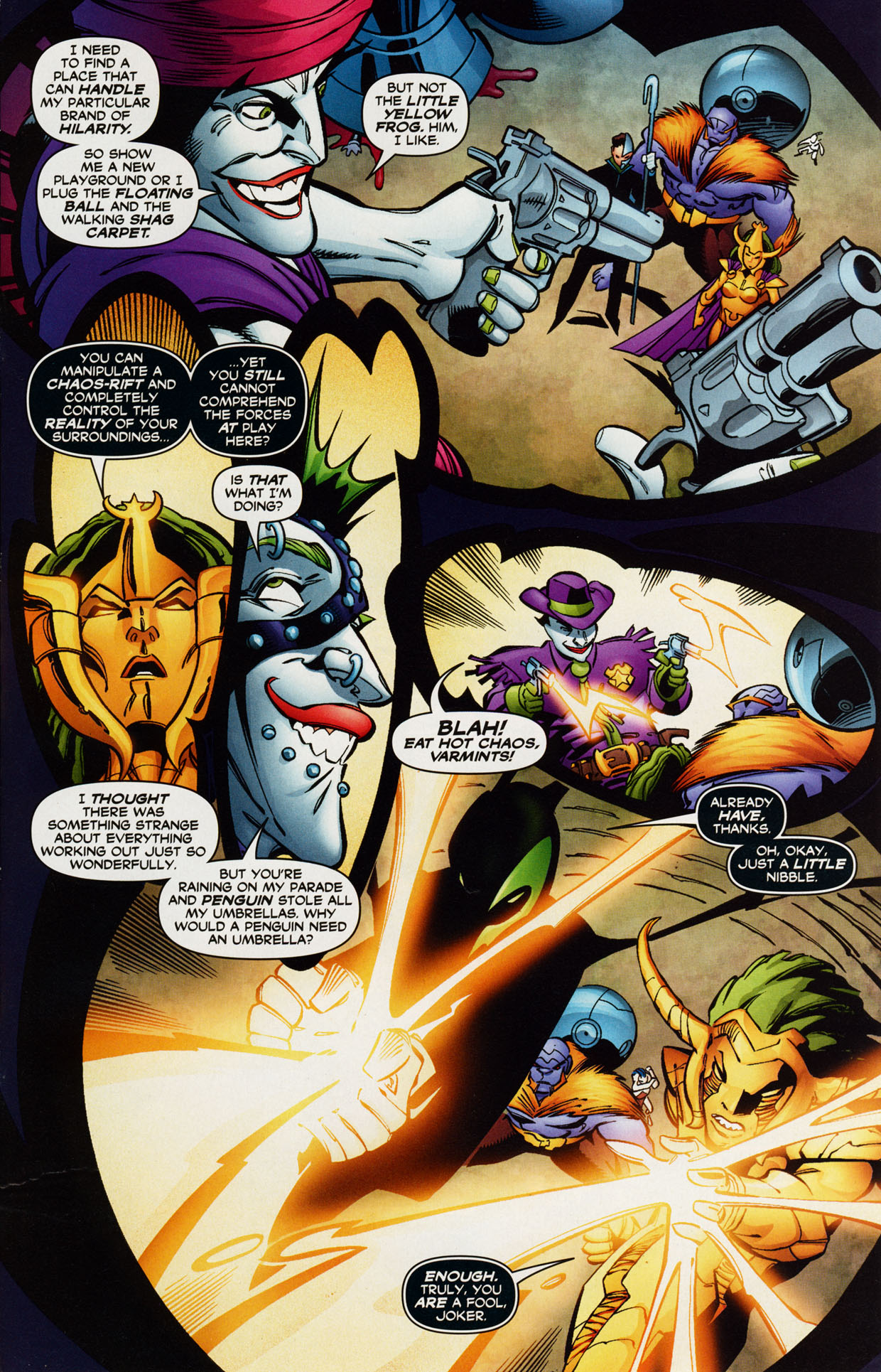 Read online Trinity (2008) comic -  Issue #37 - 27