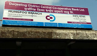 Darjeeling District Central Cooperative Bank, Mungpoo Branch