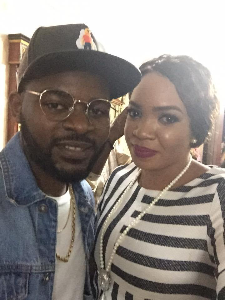 Absolute Hearts: Celebrities turn up for Funke Akindele's