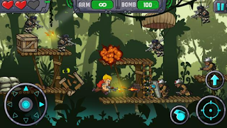 Download Metal Shooter: Super Soldiers Mod