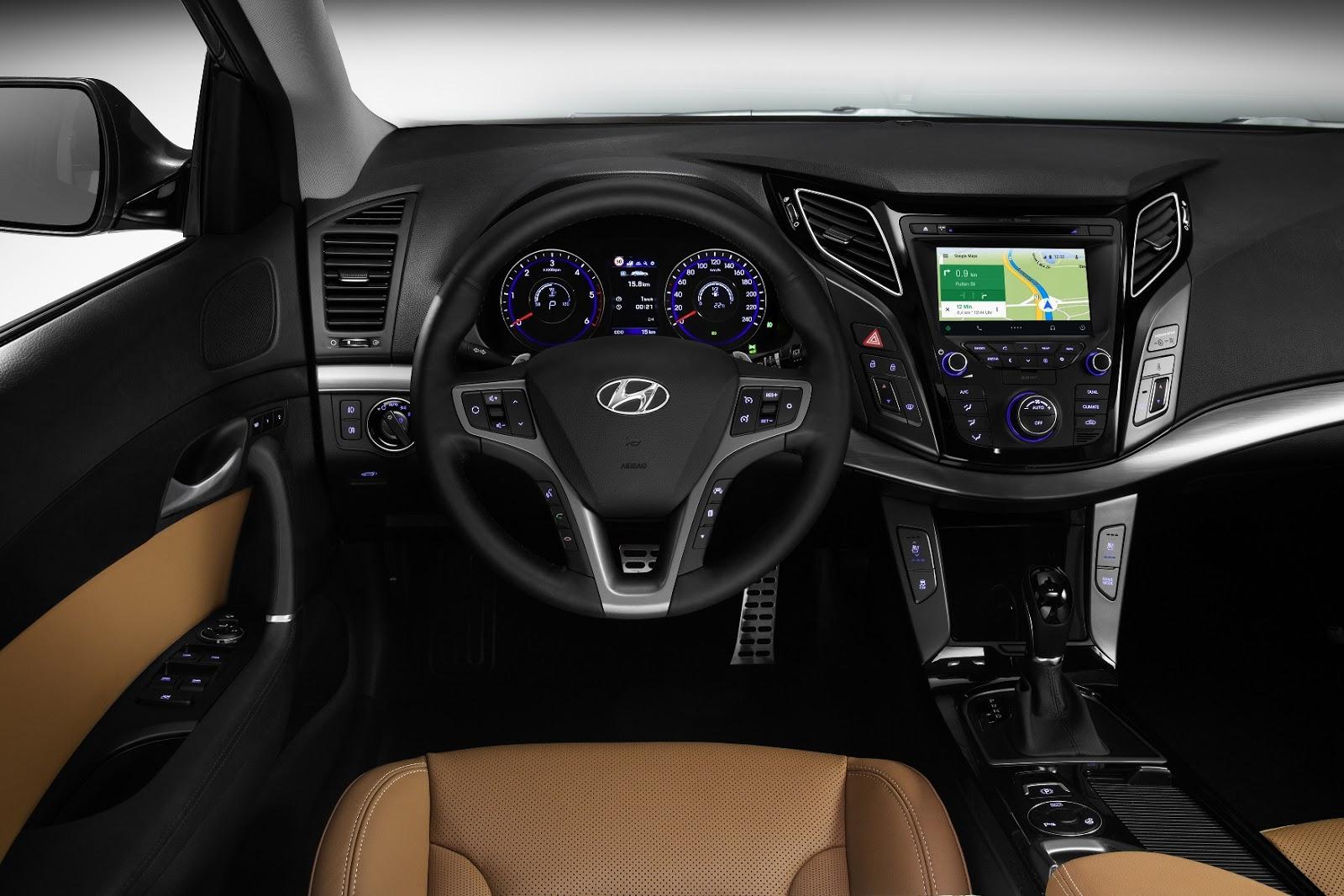 Hyundai%2Bi40%2BAndroid%2BAuto Η Hyundai αντεπιτίθεται στη Φρανκφούρτη! Android Auto, autoshow, Frankfurt Motor Show, Hyundai, Hyundai i20, Hyundai Motor, Hyundai Santa Fe