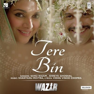 Tere Bin - Wazir (2016)