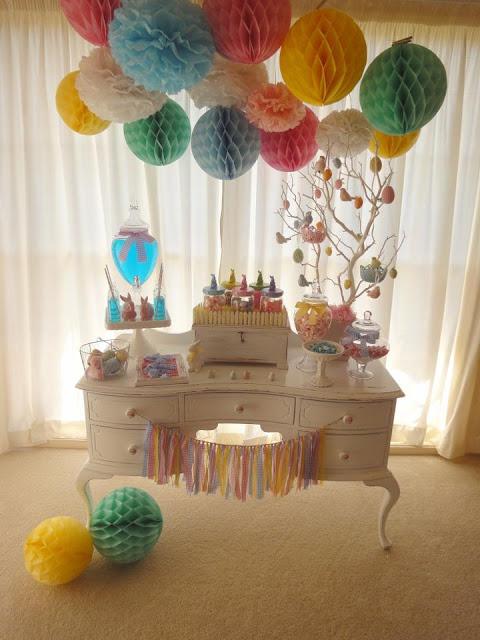 Pompones y farolillos para decorar SI O NO  Boho Deco Chic