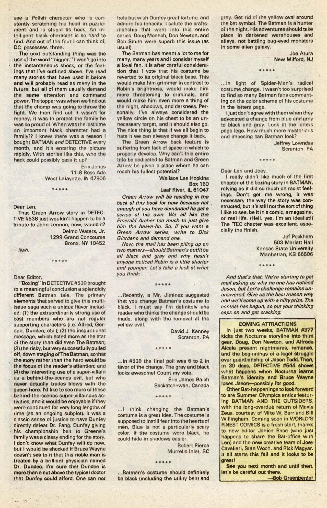 Detective Comics (1937) 543 Page 32